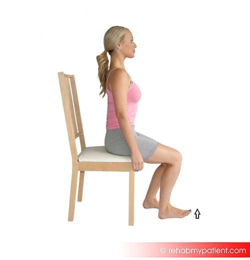 Extensor digitorum longus exercises