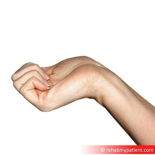 Finger stretch