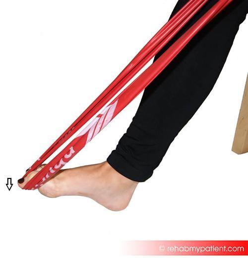 Flexor Hallucis Longus (leg) exercises
