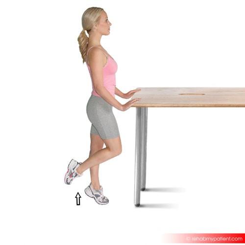 Flexor digitorum longus exercises