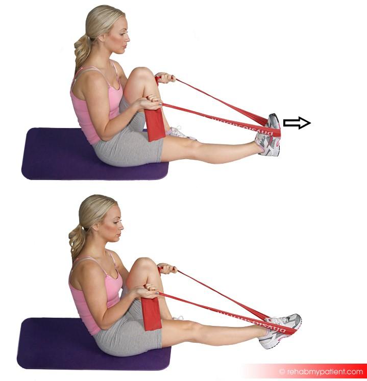 Peroneal Tendinopathy Exercise