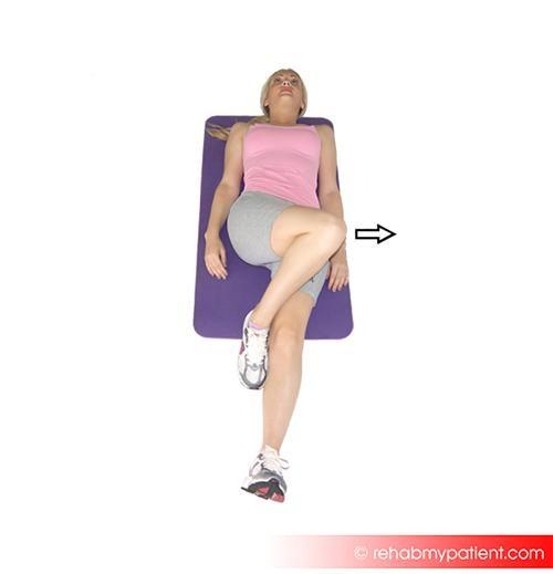 Piriformis exercises