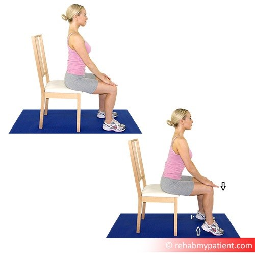 Plantaris exercises