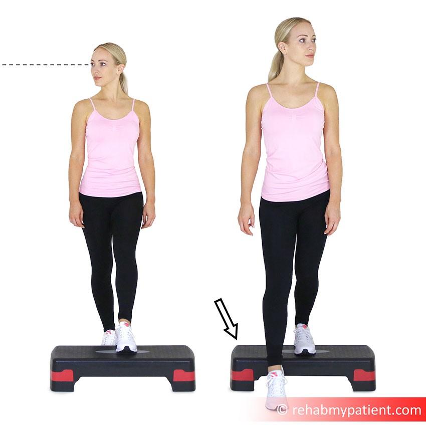 Step task exercise