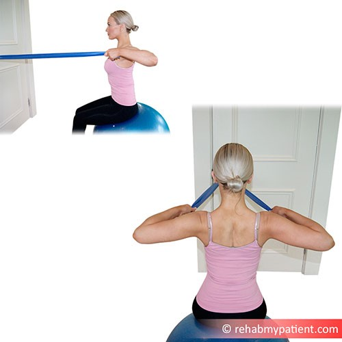 Teres major exercises