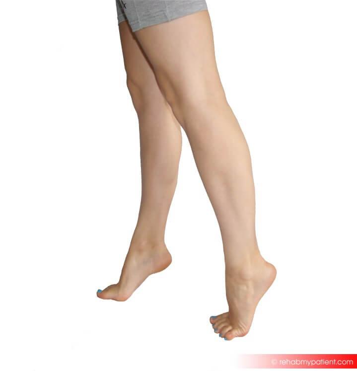 Ankle Pronation Exercise 2